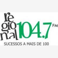 ouvir a Rádio Regional FM 104,7 Araguari MG
