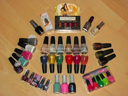 Mega giveaway at Beauty by Kayla Shevonne!