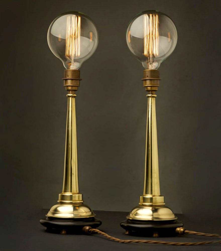 Edison Light Globes Steampunk Lamps Spicytec