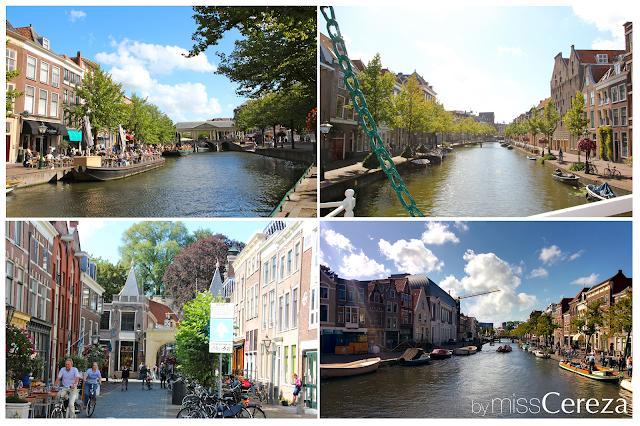 visita a Leiden, Holanda