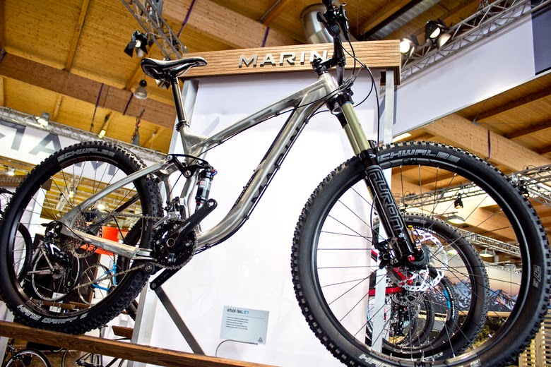 Carbon Mountain Bike, Bike News, Event, New Bike, Look Closer, New Product, Canyon Bikes 2015, Eurobike 2014, Salsa Bikes 2015, Cube 2015, Cube Stereo, Cube Carbon 2015