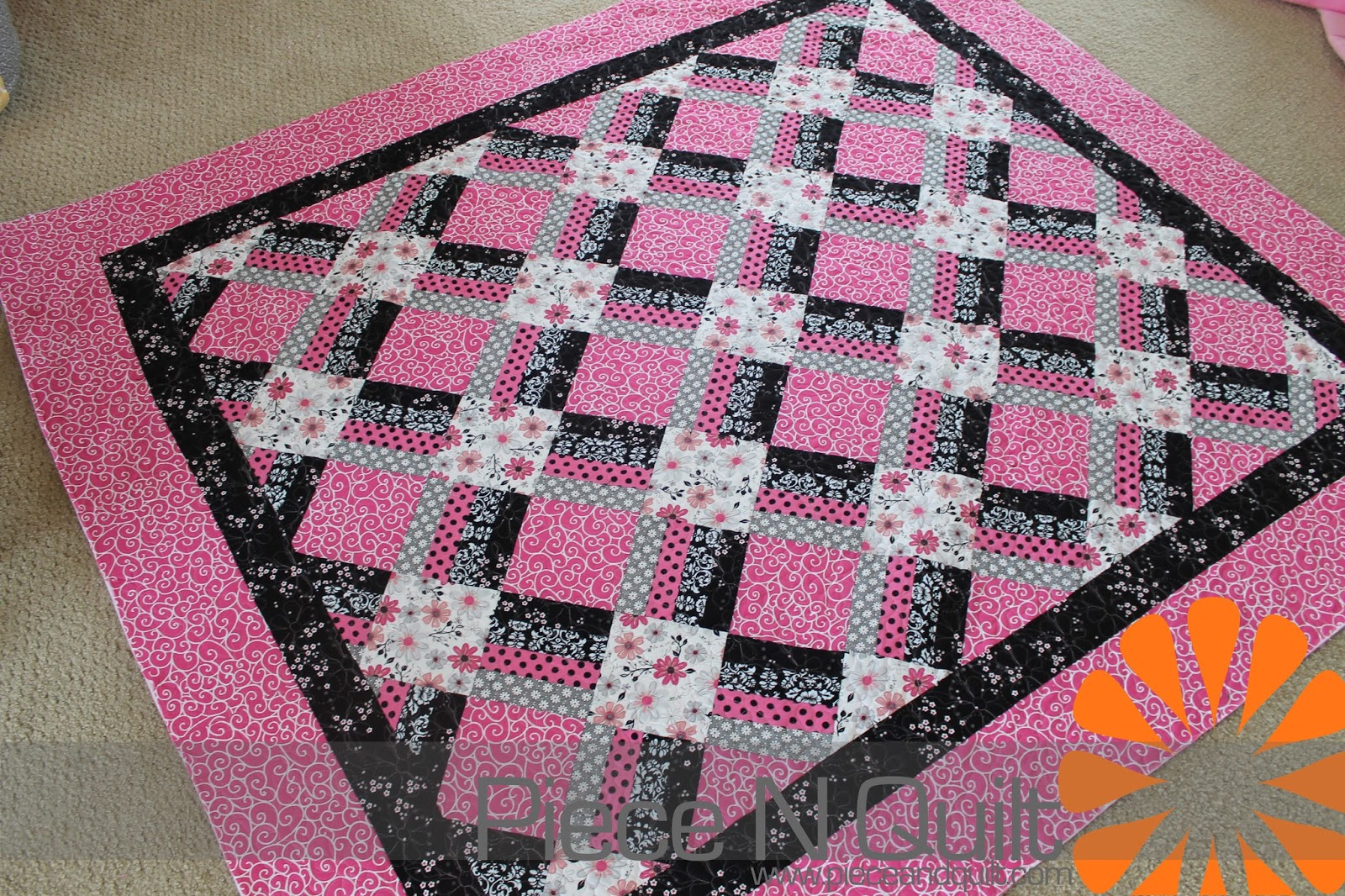 Pantograph Quilting Patterns Custom Decoration