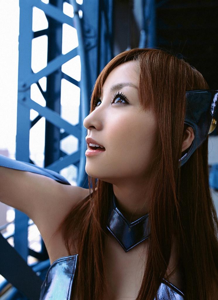 1000asianbeautiesAya Kiguchi sexy cosplay japanese model Part 2