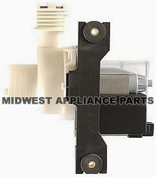 fridgidaire washing machine parts