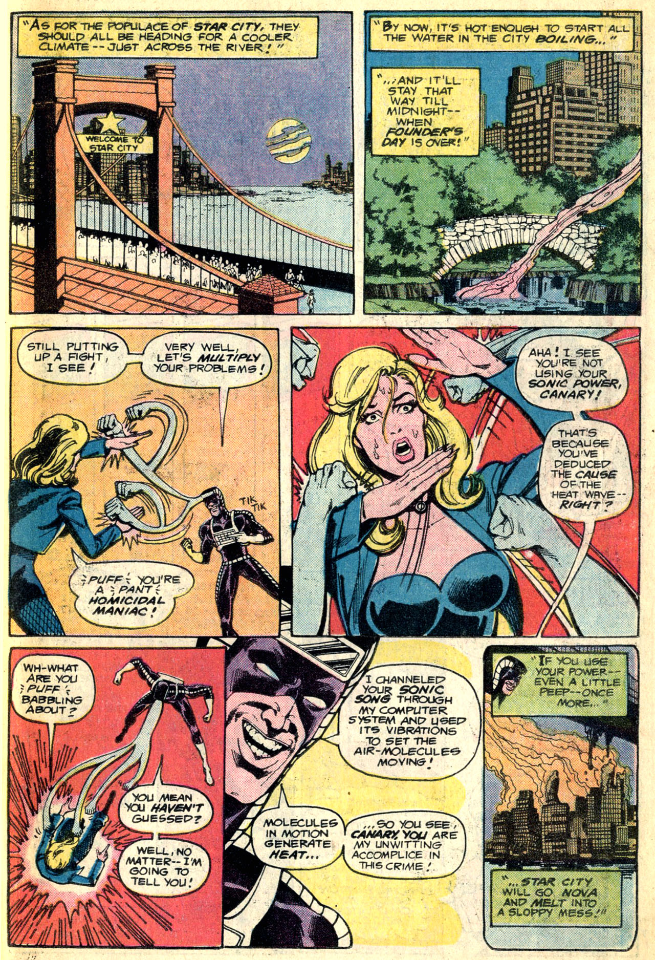 Detective Comics (1937) Issue #464 Page 31