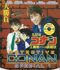 Phim Conan Live Action -Người Đóng