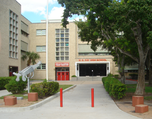 WB Ray High School