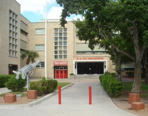 WB Ray High School