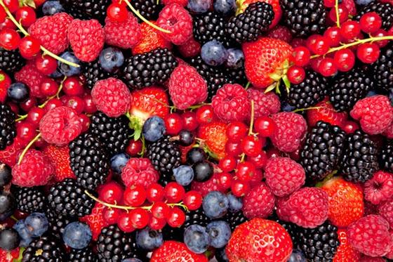 Fructele de padure, secretul gustos al imunitatii si tineretii