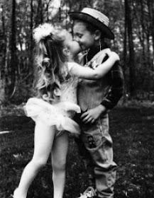 De aquella infancia borrosa que recuerdo lo más bonito eres tu#