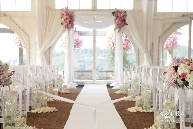 Flora Nova Design, blush pink wedding flowers, Newcastle Golf Club wedding, wedding chuppah
