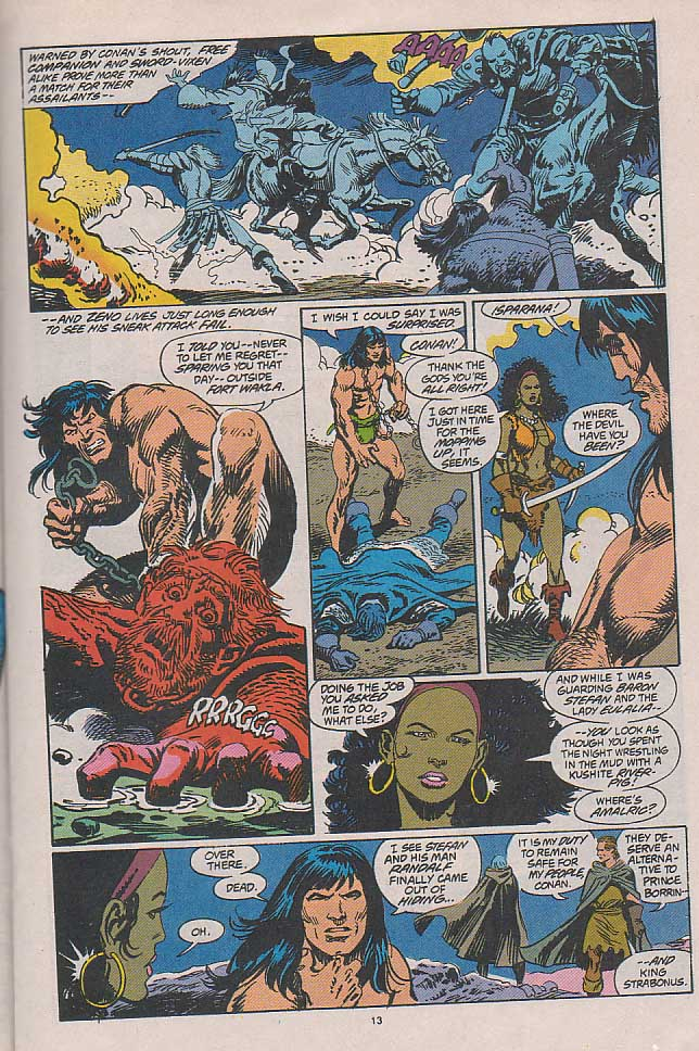 Conan the Barbarian (1970) Issue #268 #280 - English 10