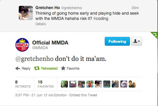 Gretchen Ho Gets Owned By The MMDA
