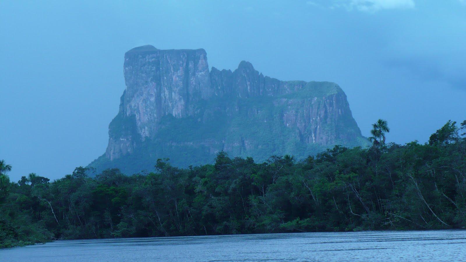 Las 7 Maravillas Geolgicas de Venezuela  Geologa Venezolana