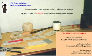 REALIZE SEU SONHO - publique seu livro - O primeiro exemplar é GRÁTIS