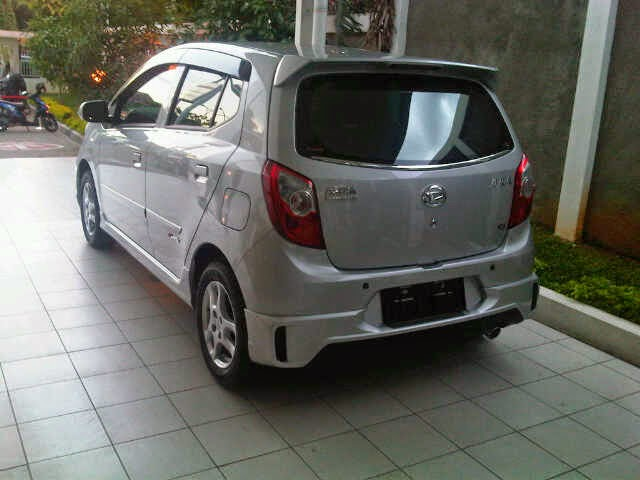 Body Kit Ayla M Sporty Murah Berkualitas
