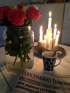Morgon, rosor, Monamie