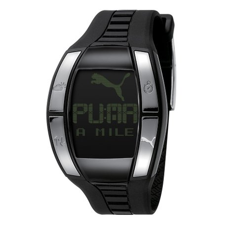 PUMA Men's PU910191004 Active Collection Fluctuation Watch