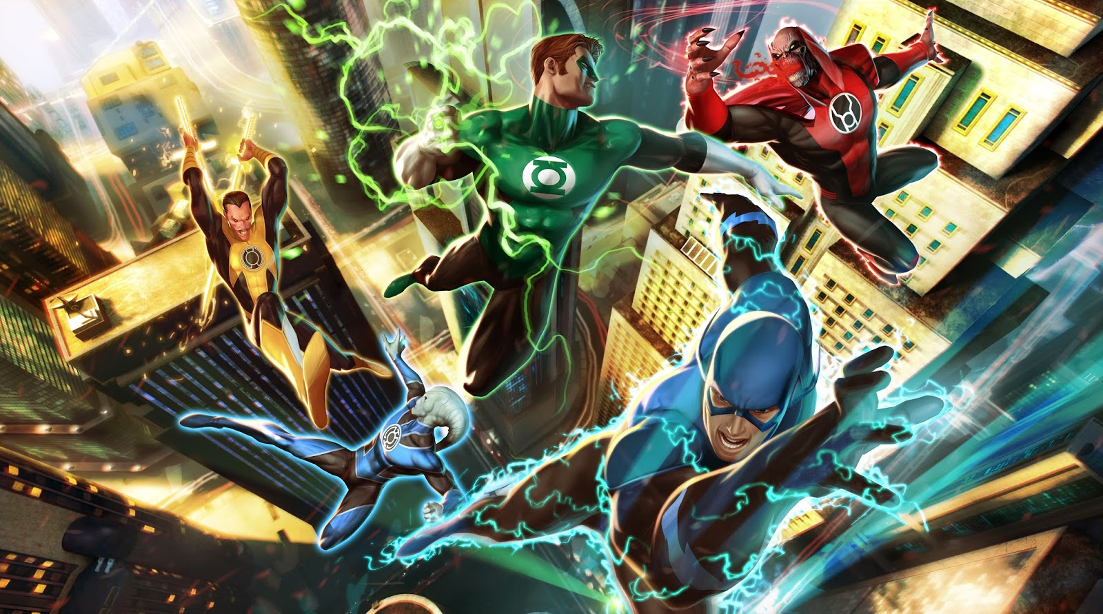 War Of The Light Part 1 DLC Available Now For DC Universe Online - weknowgamers