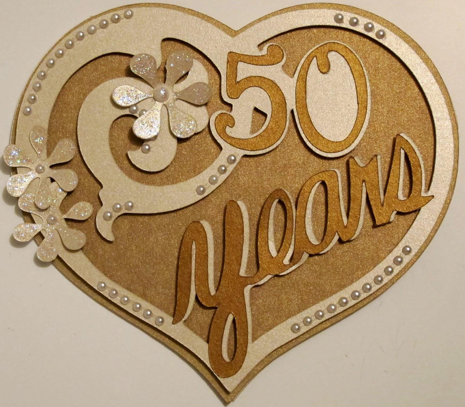 Golden wedding anniversary clipart joy studio design for What is 50th wedding anniversary