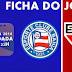 Ficha do jogo: Bahia 0x2 São Paulo - Campeonato Brasileiro 2014