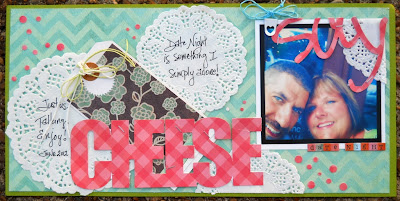 Date Night Scrapbooking