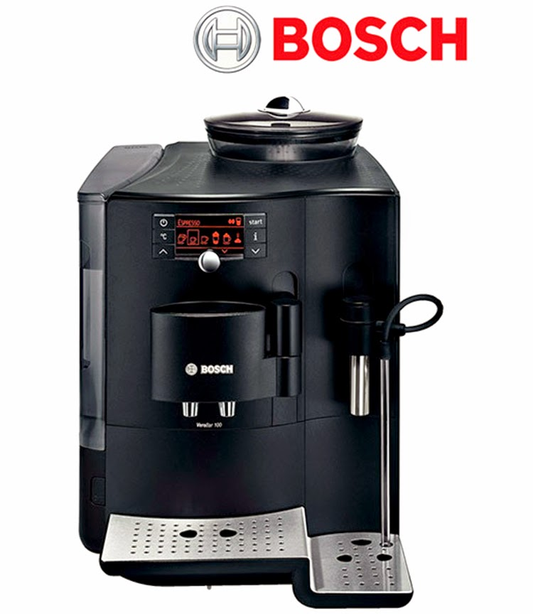 Bosch Automatic Coffee Maker : Bosch VeroBar 100 Fully Automatic Coffee Machine - Black - Hook of the Day