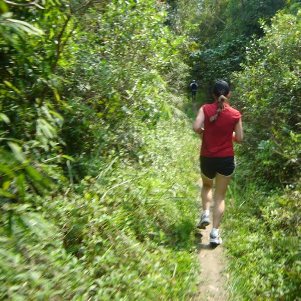 Os primeiros 30kms