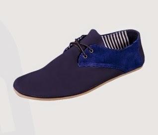 Jual Sepatu Pekanbaru Jungkie Derby Hybrid Navy