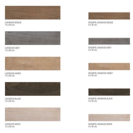 Azulejos ba o imitacion madera - Suelos de gres catalogo ...