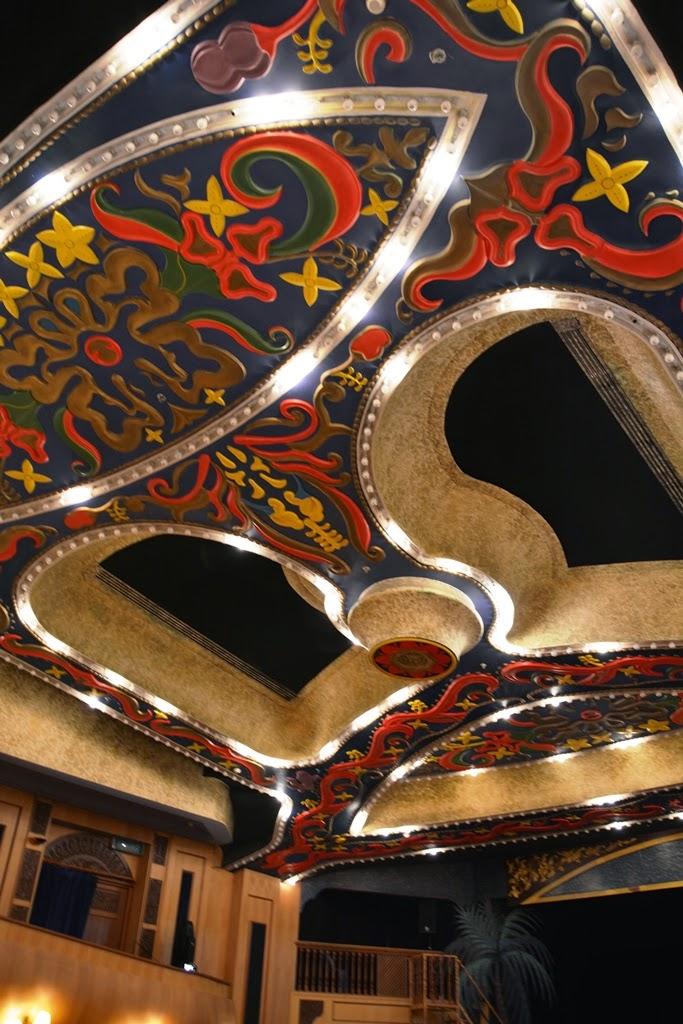 Image result for Panggung Bandaraya ceiling