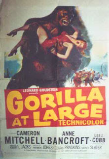 Gorilla at Large 1954 Hollywood Movie Watch Online