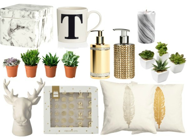 Home Decor Gift Ideas for under 10 euro