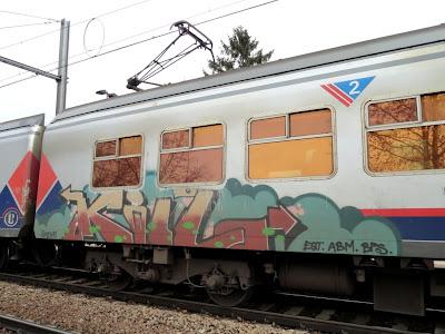 kilz graffiti