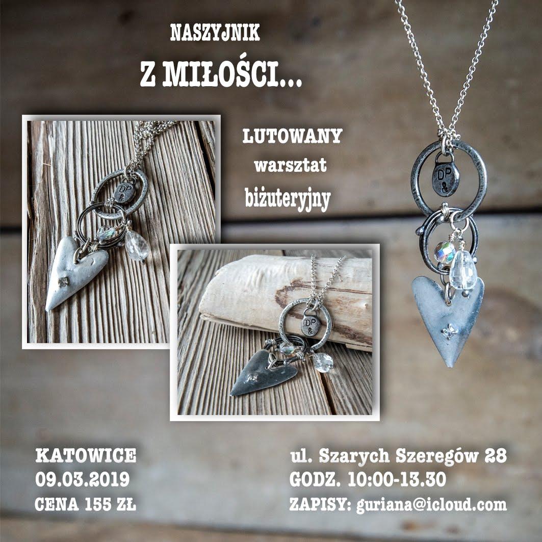 Katowice - Naszyjnik Z miłości
