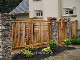 Деревянный забор. Фото 108