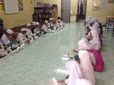 Madrasah Darul Tahfiz, Sri Al Ain, Sungai Buloh