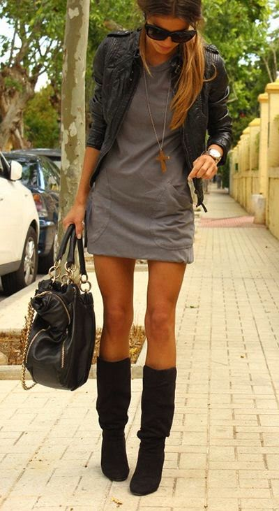High Street Winter Fashion For Woman
