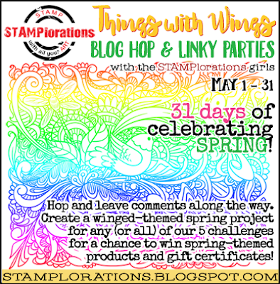 STAMPlorations Things With Wings Event