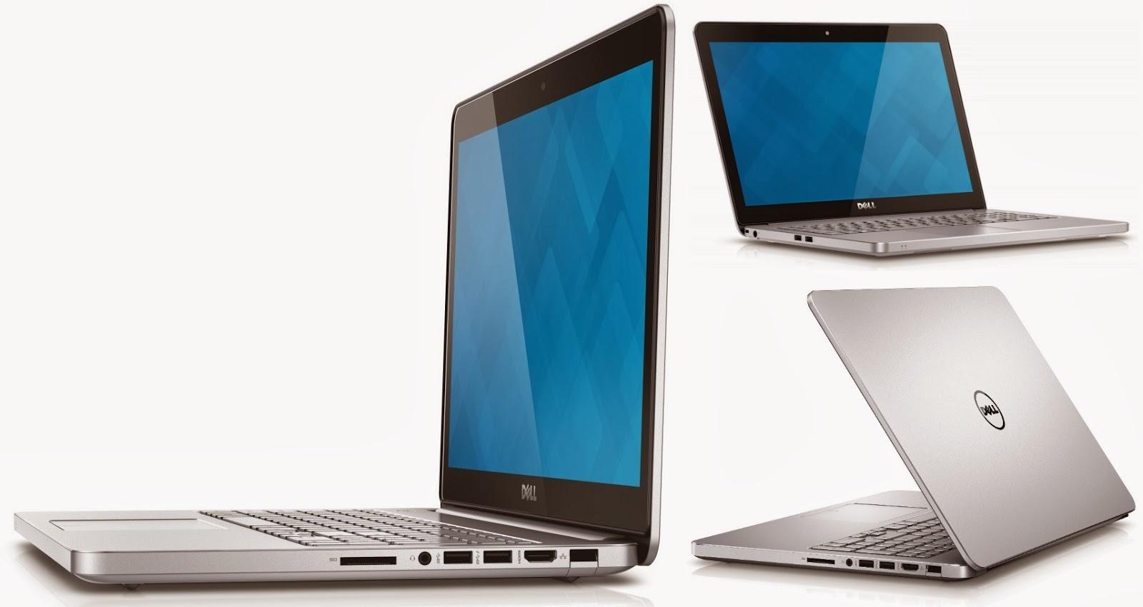 Putoinformatico (by Kullman): Portátil avanzado: Dell Inspiron 15 [7537]