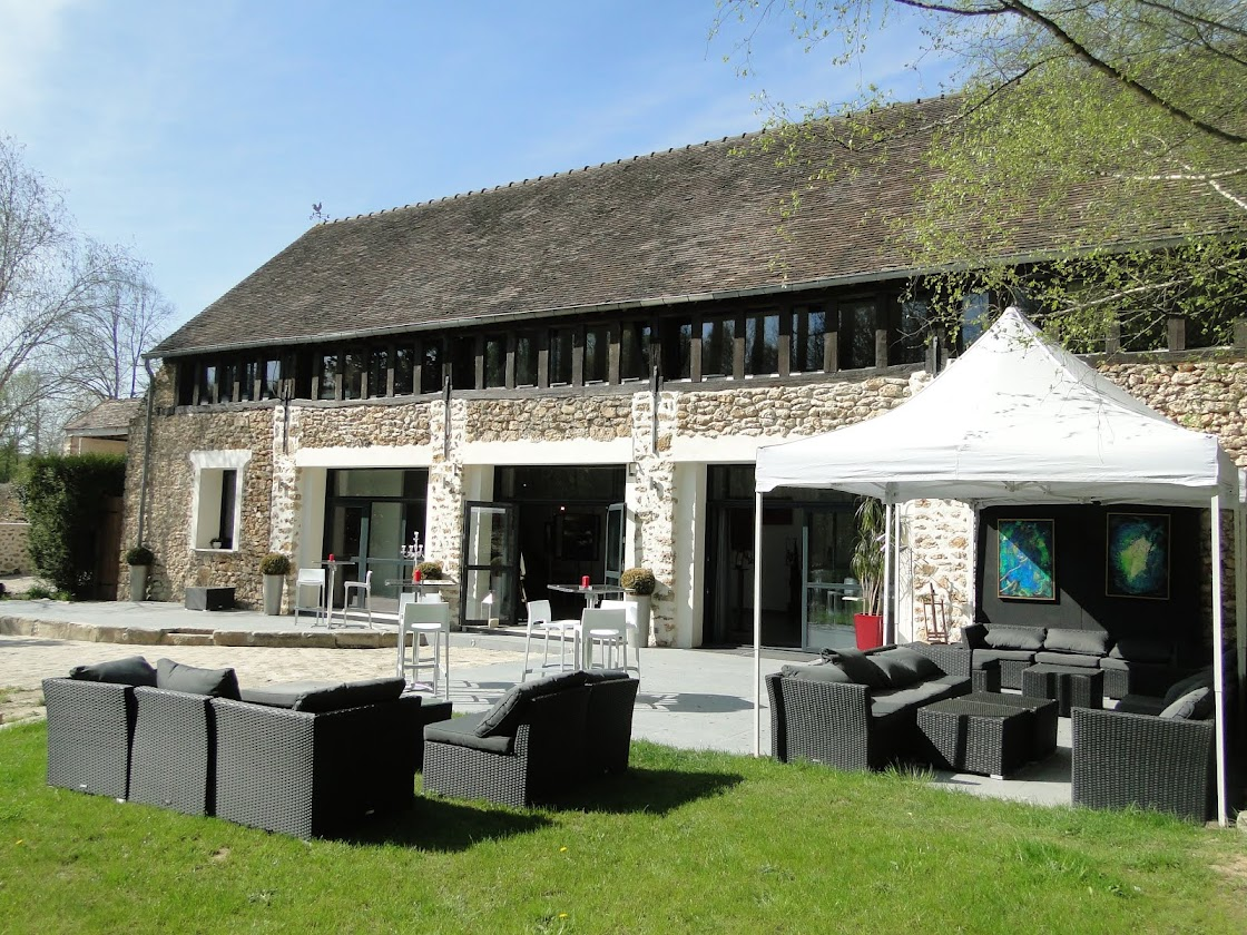 Espace grange galerie de Dampierre en Yvelines