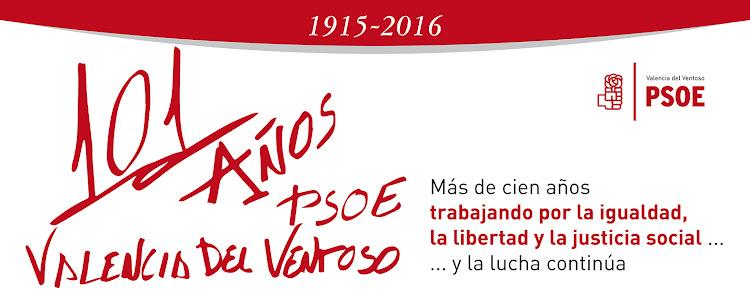 PSOE Valencia del Ventoso