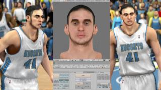 NBA 2K13 Kosta Koufos