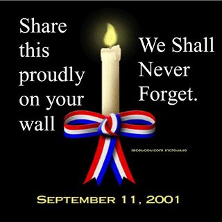 Remembering those lost.....