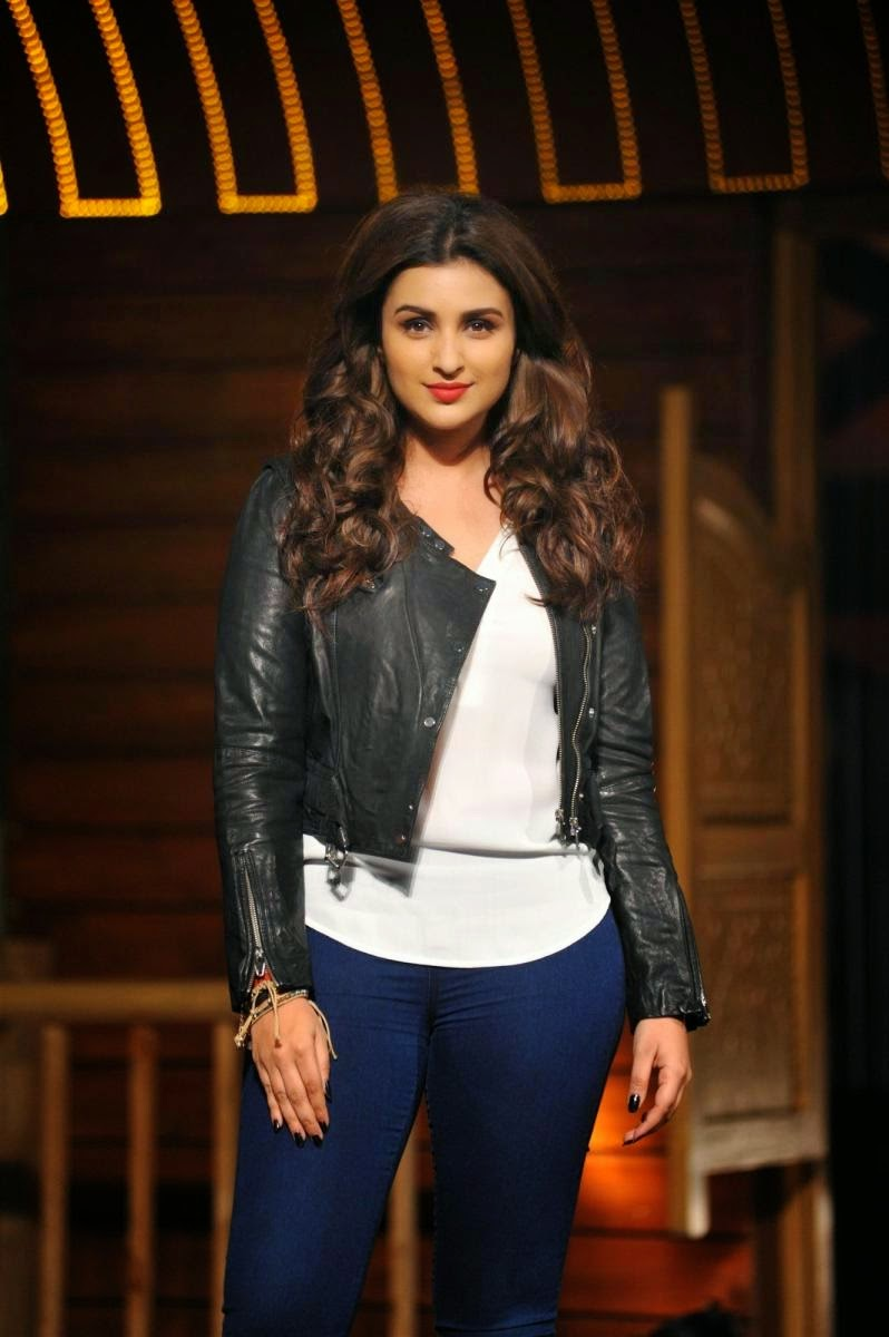 Parineeti Chopra Looks Sexy In Tight Jeans At 'Nakhriley' Song Launch From Film 'Kill Dil'