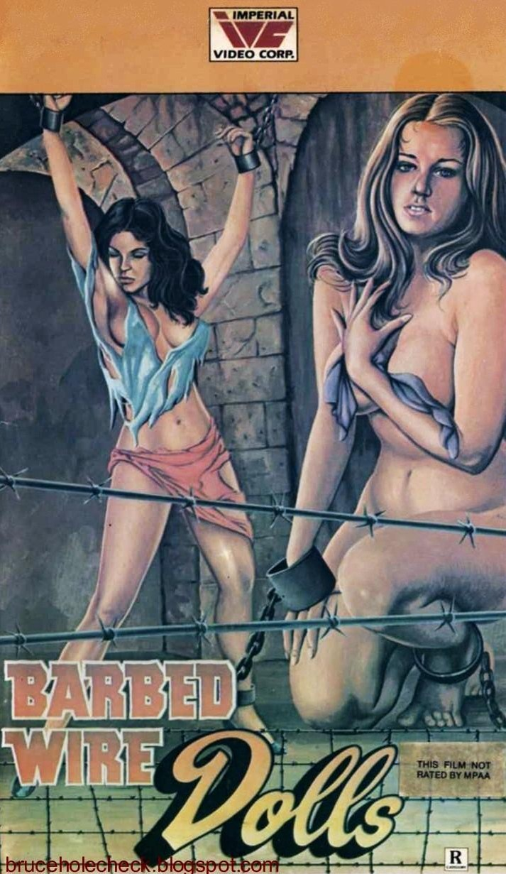 image Barbed wire dolls 1975