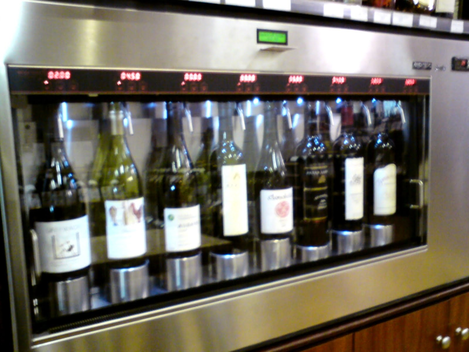 enomatic wine machine