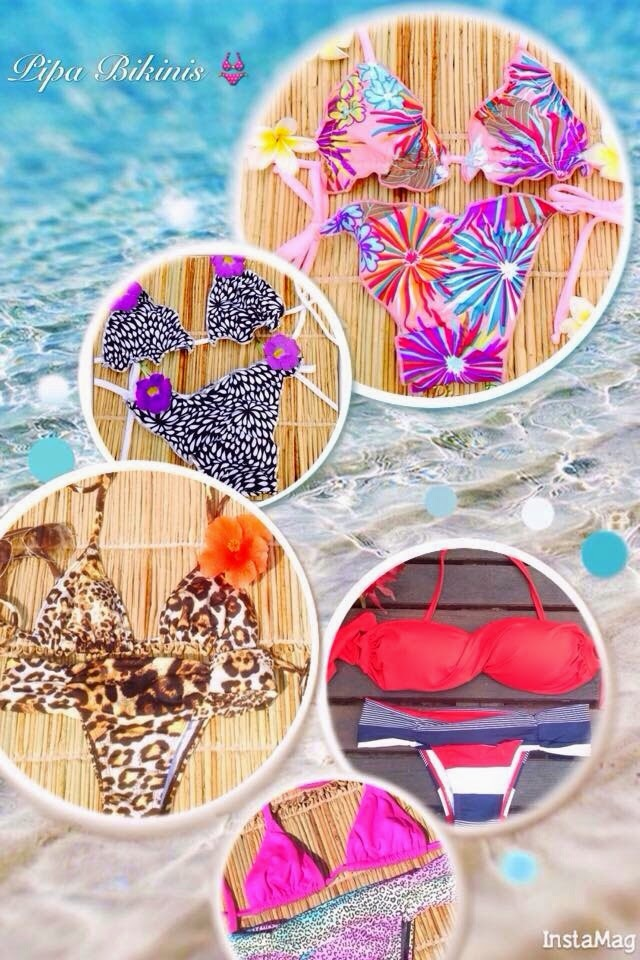 Pipa Bikinis - Moda Praia em Brasília