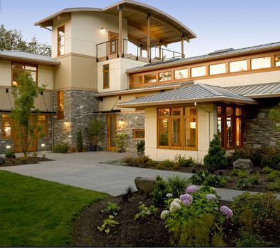 Fotos de terrazas terrazas y jardines casas for Fotos de terrazas de casas