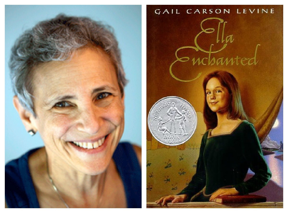 a reading report on ella enchanted by gail carson levine Does anyone know any books like fairest, or ella enchanted  report abuse are  though i really enjoyed ella enchanted gail carson levine has.